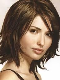 best medium razored layered haircuts for women
