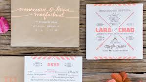 How To Make An Invitation Card For Wedding Wedding Invitations Martha Stewart Weddings