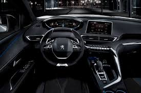 peugeot interior peugeot 5008 suv review parkers