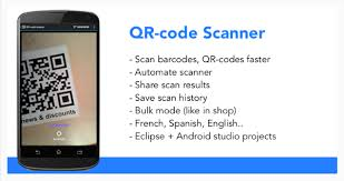 android qr scanner android sdk create a barcode reader