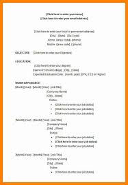 stunning college student resume template microsoft word ideas