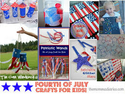 fourth of july crafts for kids the momma diaries