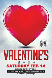 valentines flyer template free valentines day flyer psd templates for photoshop