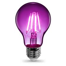 Purple Led Halloween Lights Purple Led Light Bulbs Light Bulbs The Home Depot