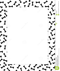themed writing paper bones border frame royalty free stock photo image 5538305 royalty free stock photo