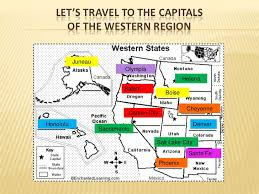 map of us states and capitals west virginia mapquiz printout enchantedlearningcom the west
