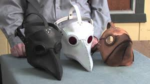 plague doctor s mask tom banwell s plague doctor masks