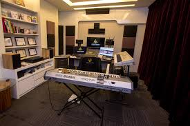 recording studio workstation desk professional recording studio penang worldwide platinum records