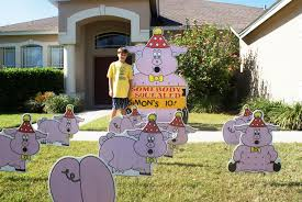 of birthday lawn signs in style home design and