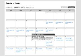 event calendar template free community event planner template for