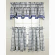 Checkered Kitchen Curtains Blue Checkered Kitchen Curtains Inspirations Kitchen Ideas Kitchen