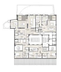 Apartment Plans Modern Serrano Apartments A Cero Caandesign Architecture Inspiring