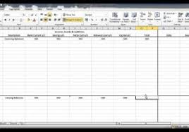 Free Accounting Spreadsheets by Accounting For Self Employed Self Employed Accountant Fees