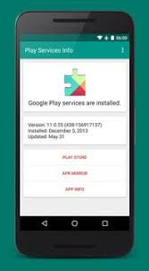play 5 0 apk play services info apk free tools app for android