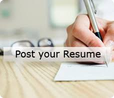 Where To Post Resume Online by Post A Resume Resume Example