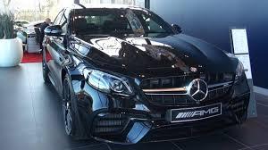 E63 Amg Interior 2017 Mercedes Amg E63 S 4matic Full Review Start Up New Interior