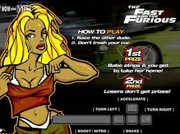 fast and furious online game the fast the furious a cool car race