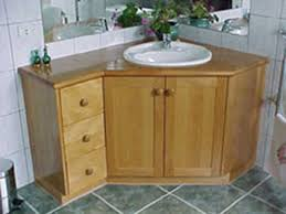 Bathroom Cabinet With Sink - corner sink bathroom vanity ideas for home interior decoration