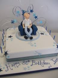 square cake ideas for men 115566 cake 80th birthday cake f
