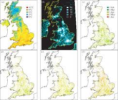 Light Pollution Map Usa by Remember That Claim U201cglobal Warming Is Causing Cherry Trees To