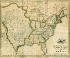 The Map Of United States by Mapping Chicago And The Midwest 1688 U20131906 Digital Collections