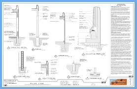 wall sections house plan whats in good set of plans randall