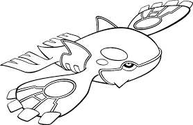 pokemon coloring pages wailord pokemon coloring pages kyogre preschool for beatiful photo