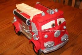 firetruck cakes 22 engine birthday cake designs