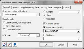 tutorial xlstat tutorial on xlstat mx