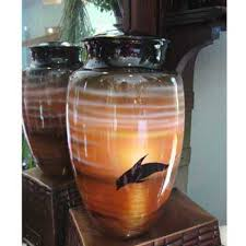 creamation urns urns for ashes playful dolphin cremation urn