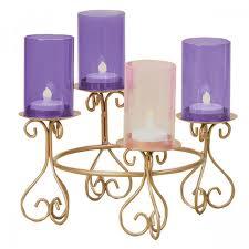 advent wreath candles tea light advent wreath leaflet missal