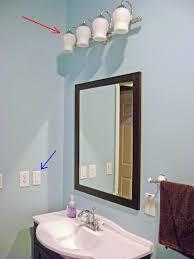 lighting for bathroom closet no outlet interiordesignew com