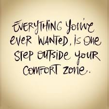 Out Of Comfort Zone Activities Suzie L Block Professional Profile
