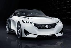 peugeot sports car 2015 2015 peugeot fractal concept