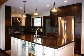 stylish kitchen ideas 20 kitchens with stylish two tone cabinets