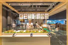 enoki fast food restaurant by vbat utrecht u2013 netherlands retail