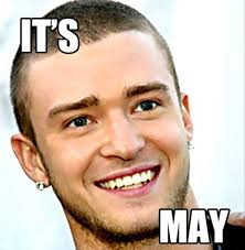 Justin Timberlake May Meme - it s gonna be may hashtag images on tumblr gramunion tumblr explorer