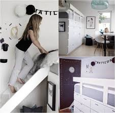 treppe bauen hochbett selber bauen ikea nordli kommode hack kinderbett treppe