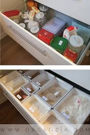 ikea kitchen cupboard storage boxes organized kitchen drawer with ikea food containers