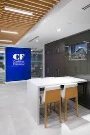 Upholstered Reception Desk Reception At T2 Digital Office Interior Design By Ssdg Interiors