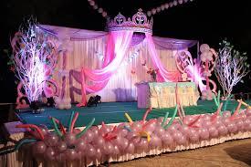 girl birthday themes birthday party decorations in vijayawada shobha s entertainments