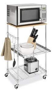 top 25 best microwave cart ideas on pinterest coffee bar ideas supreme microwave cart with wood top