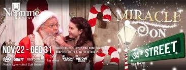 review miracle on 34th street at neptune theatre classic movie