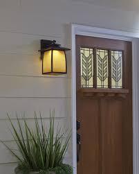 Front Door Light Fixtures by Ol8501sbr 1 Light Outdoor Lantern Sorrel Brown