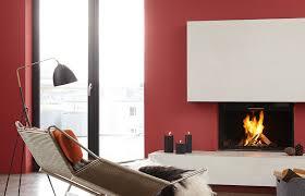 premium wandfarbe rot glutrot alpina feine farben befreiter