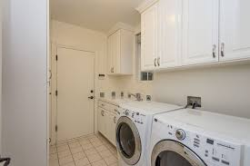 Signature Cabinet Hardware Laundry Room With High Ceiling U0026 Undermount Sink In Calabasas Ca