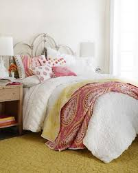 Pink And Yellow Bedding Home Camerina Pink And Yellow Bedding