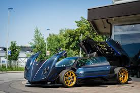 pagani hypercar pagani zonda tricolore on a quest for the best