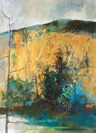 Abstract Landscape Painting by 259 Best Abstract Landscape Paintings By Intuitive Artist Joan