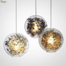 Flower Pendant Light Artecnica Tangle Globe Led Pendant Light Lustre Glass Fish Tank